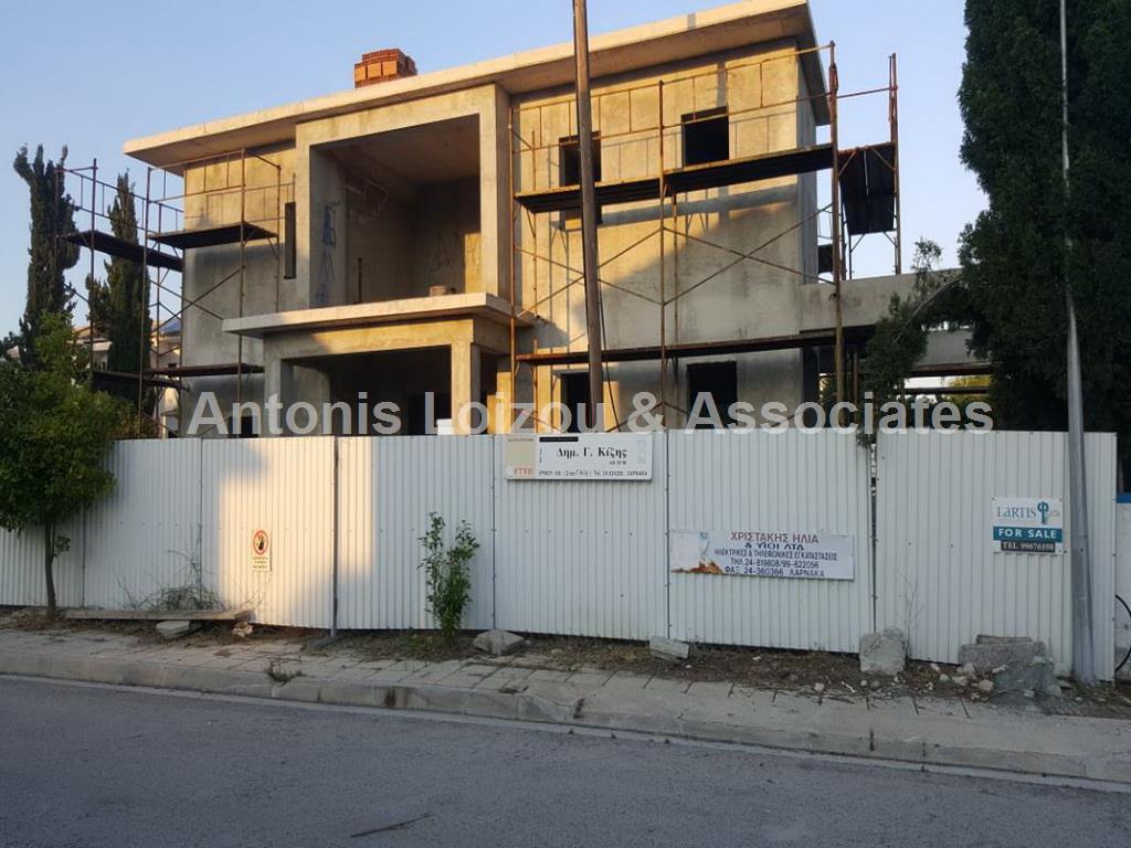 Five Bedroom Detached House-Under Construction properties for sale in cyprus