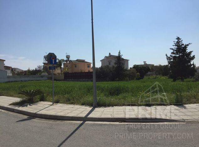 Sale of land in area: Oroklini - properties for sale in cyprus