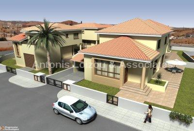 Four Bedroom Detached Houses properties for sale in cyprus