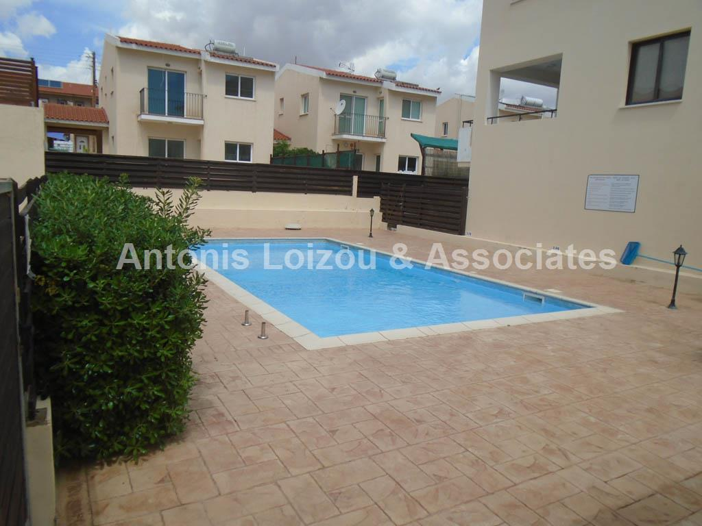 Two Bedroom Ground Floor Apartment  properties for sale in cyprus