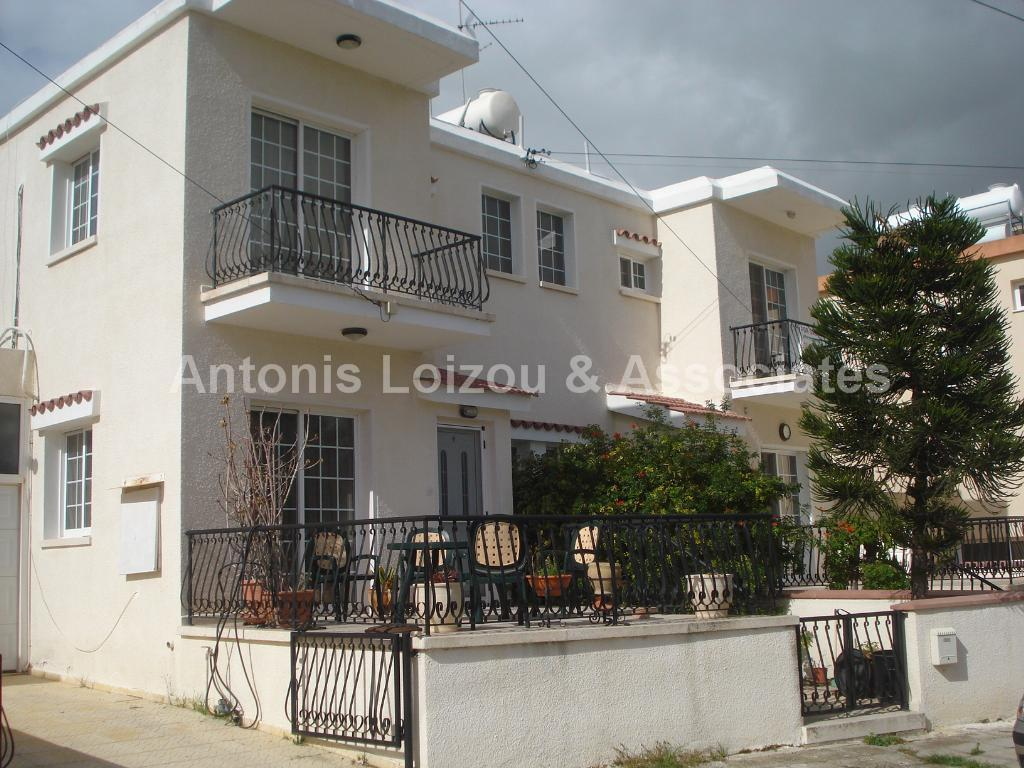 Three Bedroom Semi Detached House with Title Deeds properties for sale in cyprus