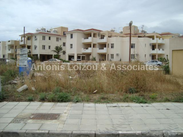 Land in Larnaca (Oroklini) for sale