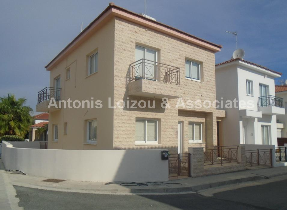 Three Bedroom Link Detached House properties for sale in cyprus
