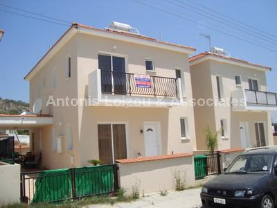 Three Bedroom Linked Detached House - Reduced properties for sale in cyprus