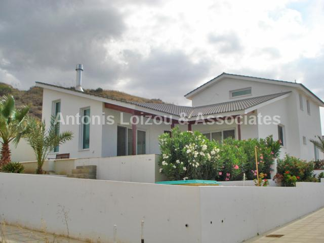Three Bedroom detached Luxury Eco House with title deeds-Reduced properties for sale in cyprus