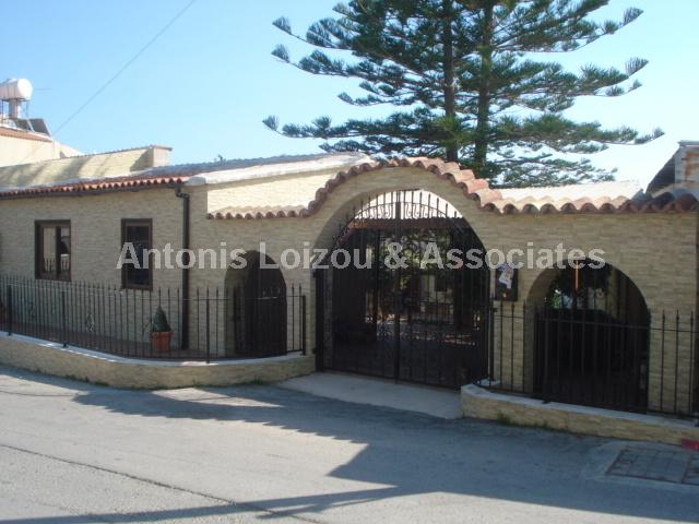 Bungalow in Larnaca (Oroklini) for sale