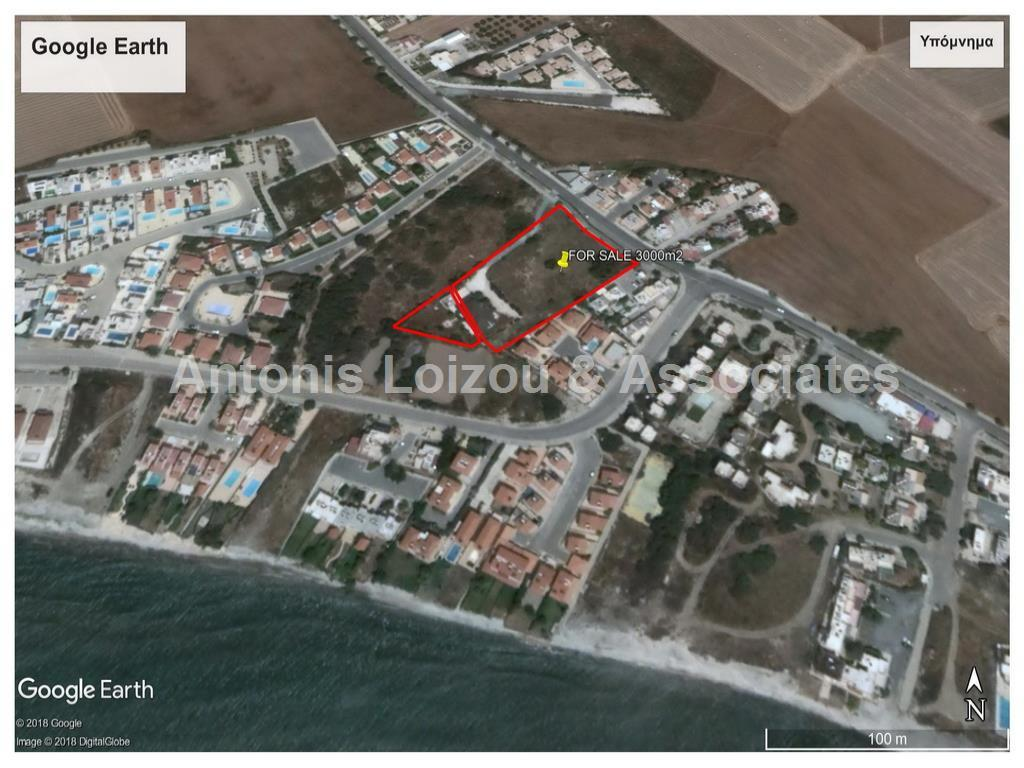 Building Plot of 3,000m2 properties for sale in cyprus
