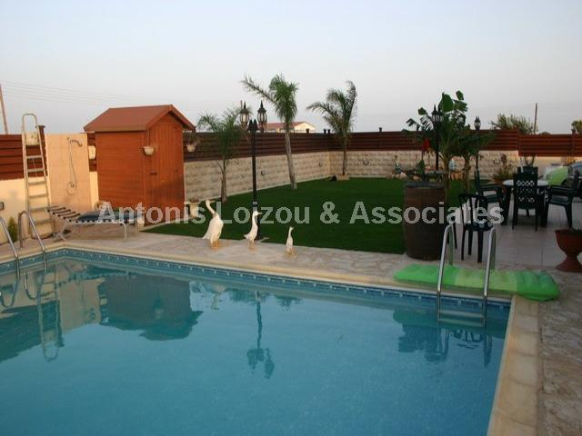 Three Bedroom Luxury Detached House properties for sale in cyprus