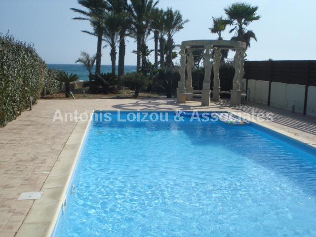 Four Bedroom Detached Beach Front Villa properties for sale in cyprus