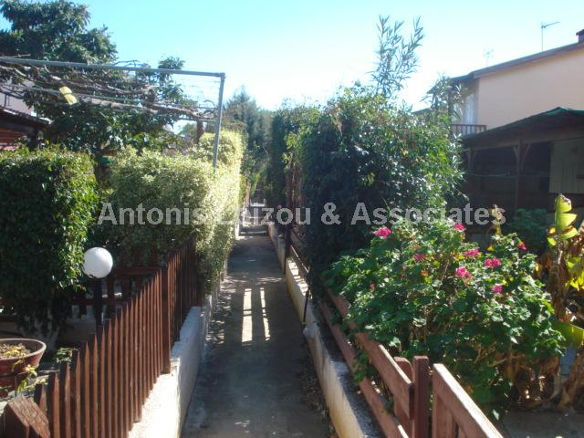 Two Bedroom Semi Detached House with title deeds properties for sale in cyprus