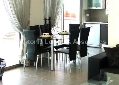 BEACH FRONT Three Bedroom Ground Floor Apartments properties for sale in cyprus