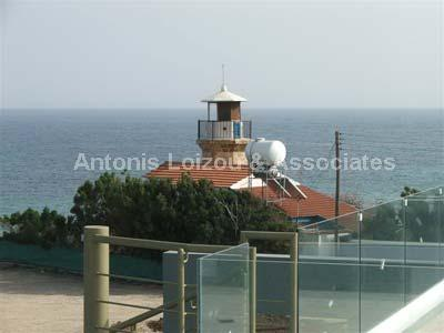 BEACH FRONT Three Bedroom Luxury Penthouses properties for sale in cyprus