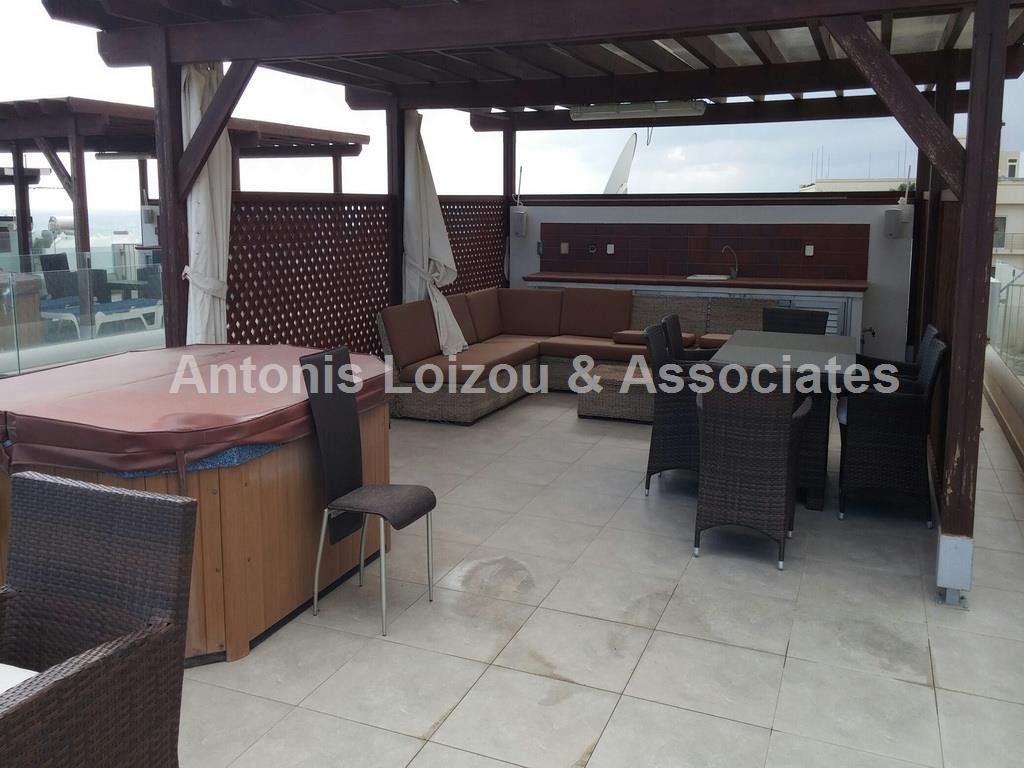 Three Bedroom Top Floor Apartment with Sea Views  properties for sale in cyprus