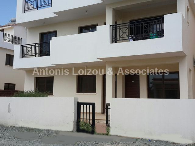 Ground Floor apa in Larnaca (Pervolia) for sale