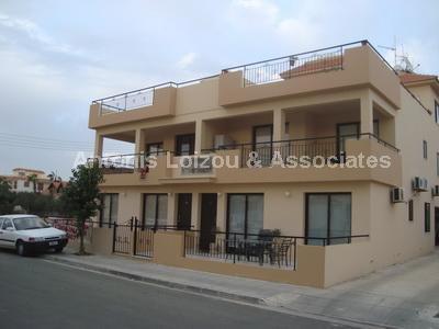 Ground Floor apa in Larnaca (Pervolia) for sale
