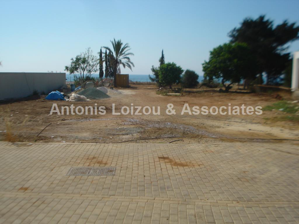 Beach Front Building Plots 8 & 9 properties for sale in cyprus