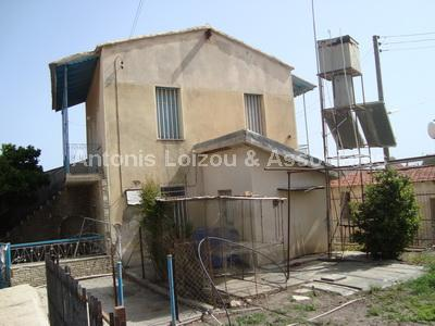 Detached House in Larnaca (Psematismenos) for sale
