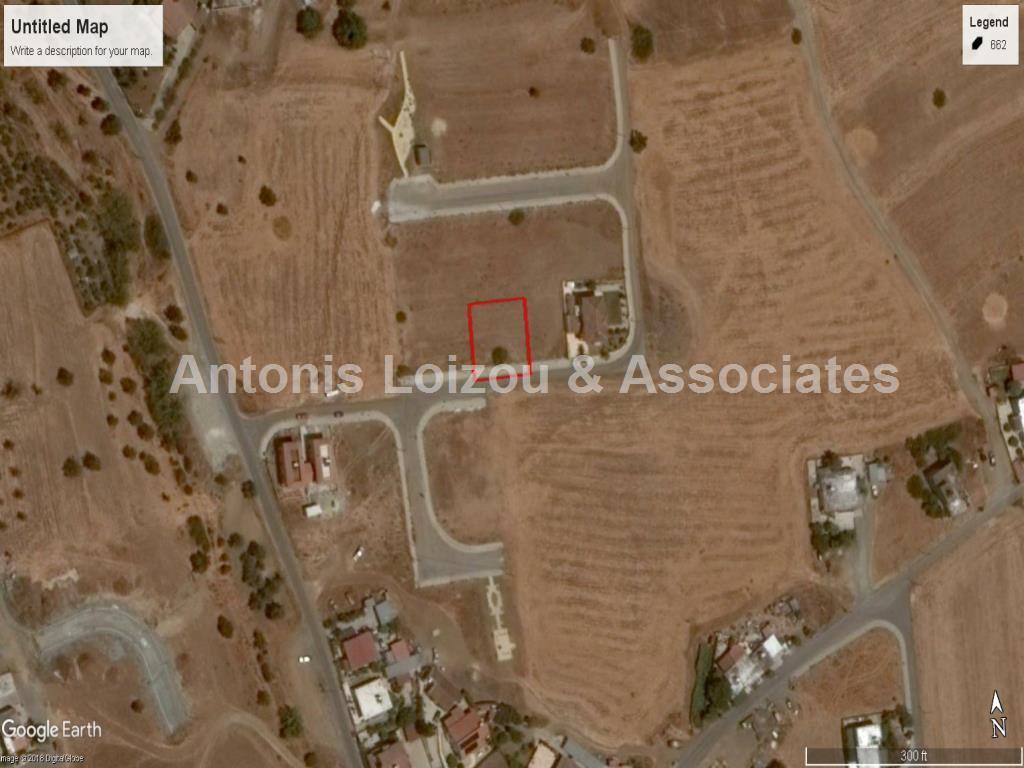 Land in Larnaca (Psevdas) for sale