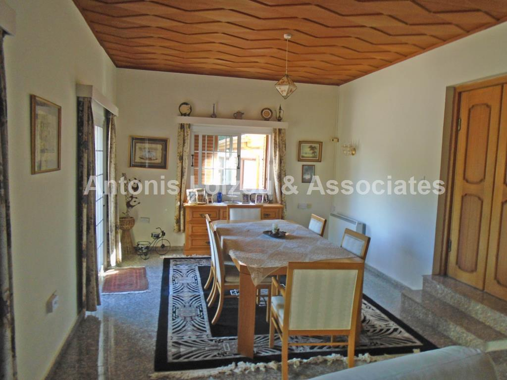 Three Bedroom Detached Luxury Stone House properties for sale in cyprus
