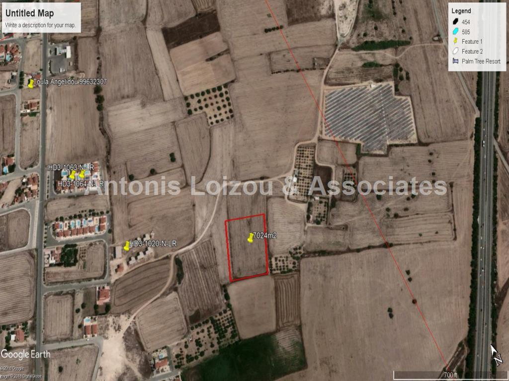 Building Land in Pyla properties for sale in cyprus