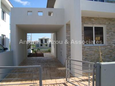 Three Bedroom Detached Houses - SPECIAL OFFER properties for sale in cyprus