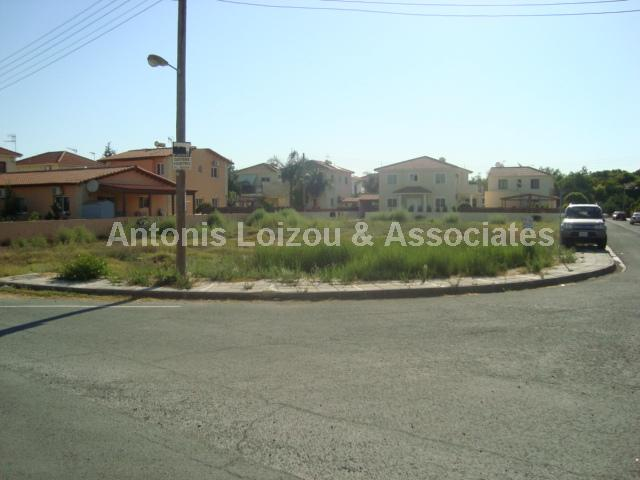 Land in Larnaca (Pyla) for sale