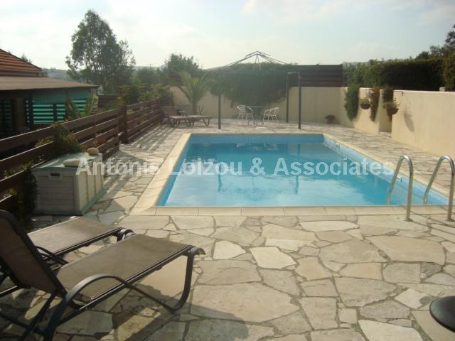 Four/Five Bedroom Detached House with Plot of 5346m2 properties for sale in cyprus