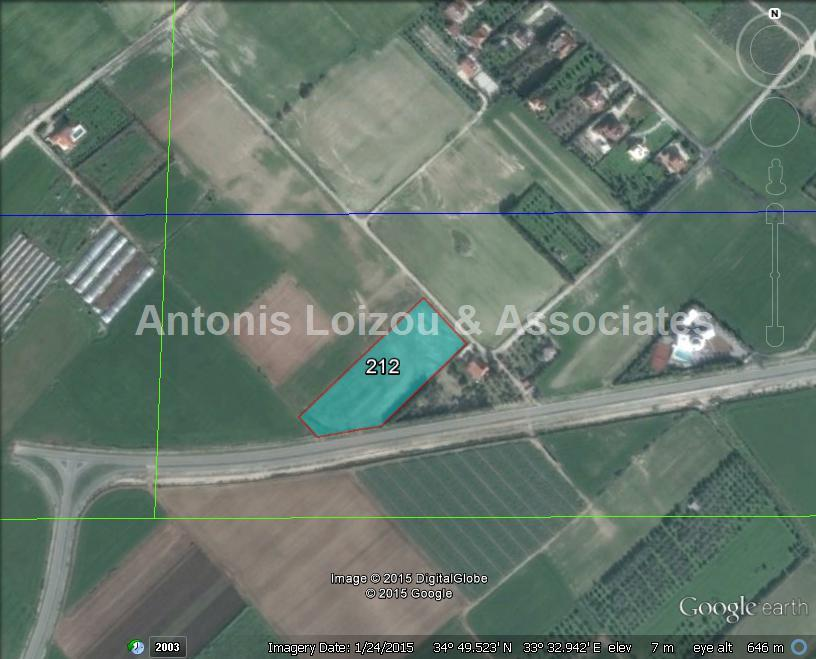 Field in Larnaca (Softades) for sale