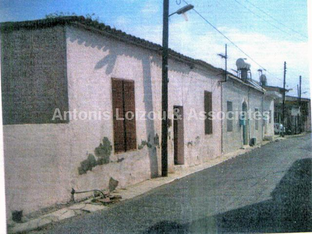 Traditional Hous in Larnaca (Sotiros) for sale