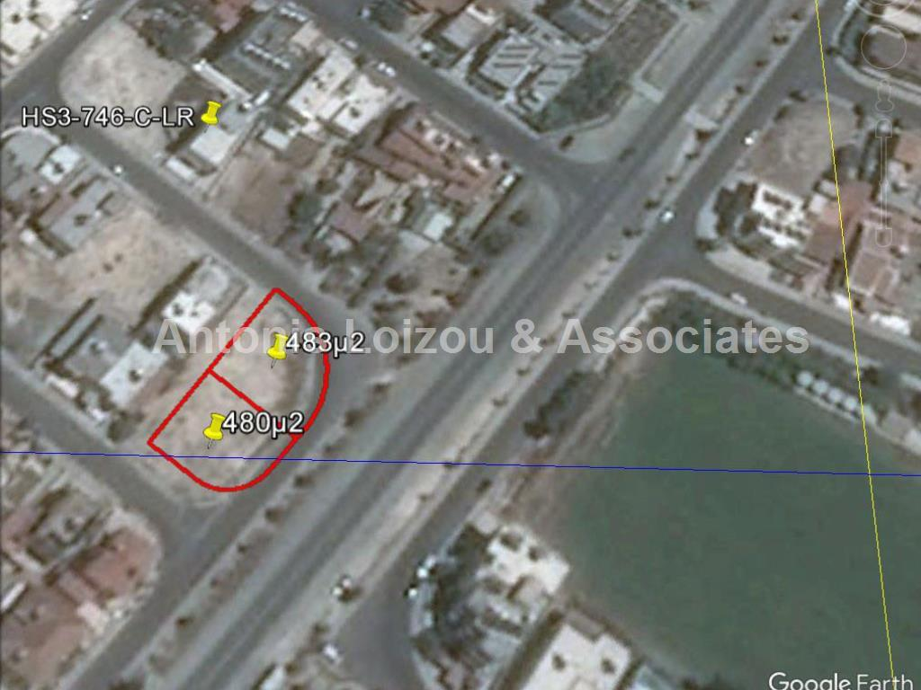 Land in Larnaca (Sotiros) for sale