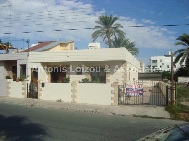 Bungalow in Larnaca (Sotiros) for sale
