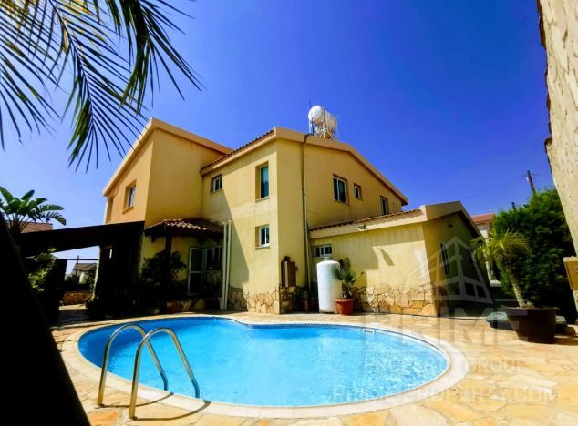 Villa in Larnaca (Tersefanou) for sale