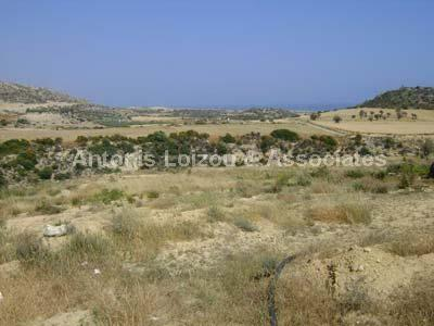 Field in Larnaca (Tersefanou) for sale