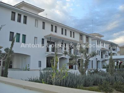 Penthouse in Larnaca (Tersefanou) for sale