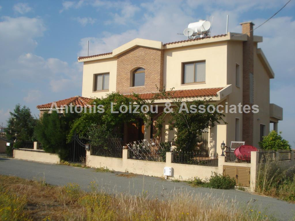 Detached House in Larnaca (Tersefanou) for sale