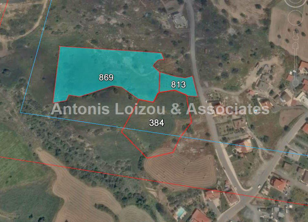 Land in Larnaca (Tochni) for sale