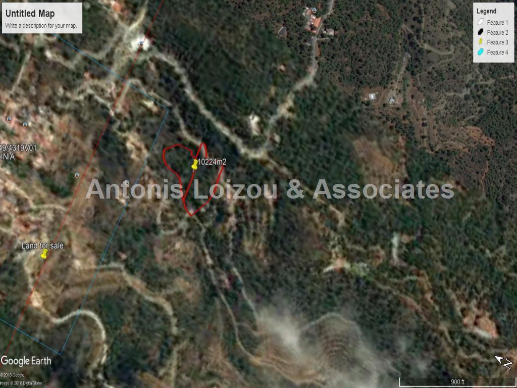 Land in Larnaca (Vavatsinia) for sale