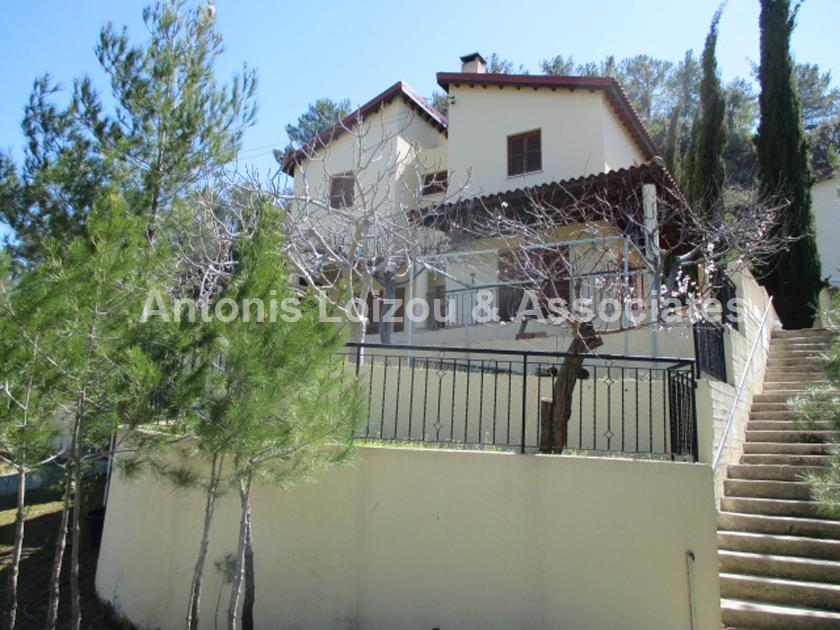 Detached House in Larnaca (Vavatsinia) for sale