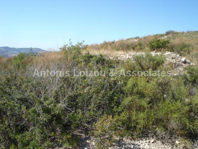 Land in Larnaca (Vavla) for sale