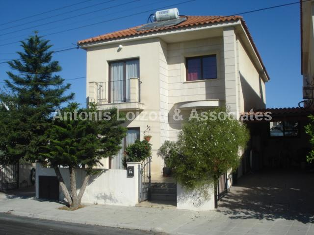 Semi detached Ho in Larnaca (Vergina) for sale