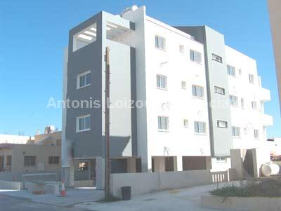 Penthouse in Larnaca (Vergina) for sale