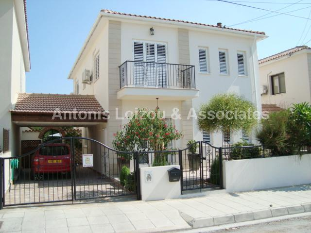 Detached House in Larnaca (Vergina) for sale
