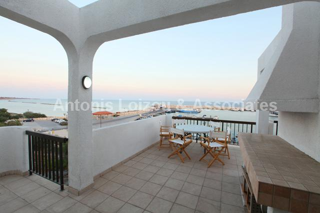 Two Bedroom Top Floor Apartment with Unobstructed Sea Views properties for sale in cyprus