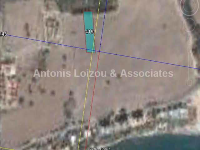 Land in Larnaca (Zygi) for sale