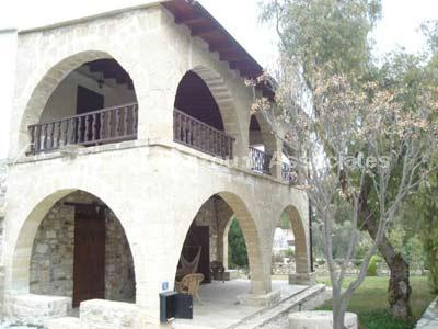 Detached Village in Larnaca (Agia Anna) for sale