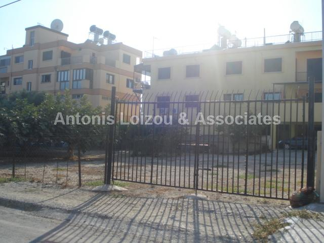 Land in Larnaca (Agioi Anargyroi) for sale