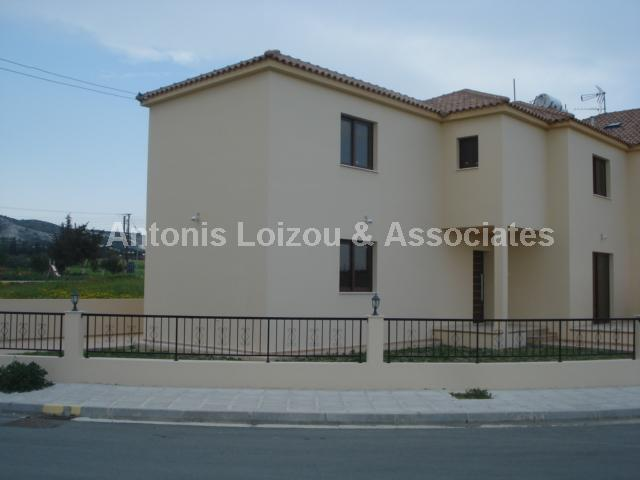 Semi House in Larnaca (Alethrico) for sale