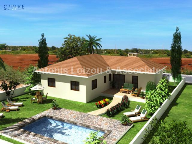 Detached Bungalo in Larnaca (Alethrico) for sale