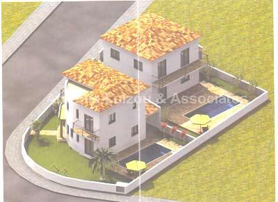 Detached House in Larnaca (Alethrico) for sale
