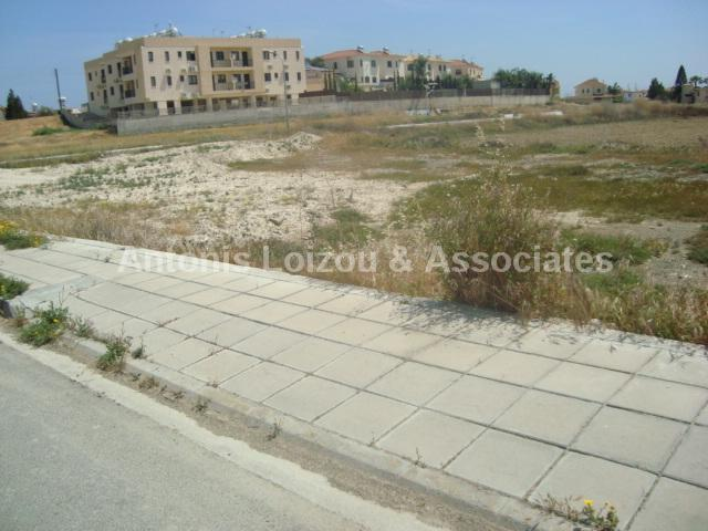 Land in Larnaca (Apostolos Loukas) for sale